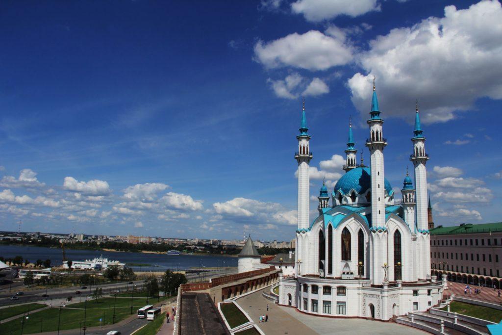 Туры в Казань Санмар